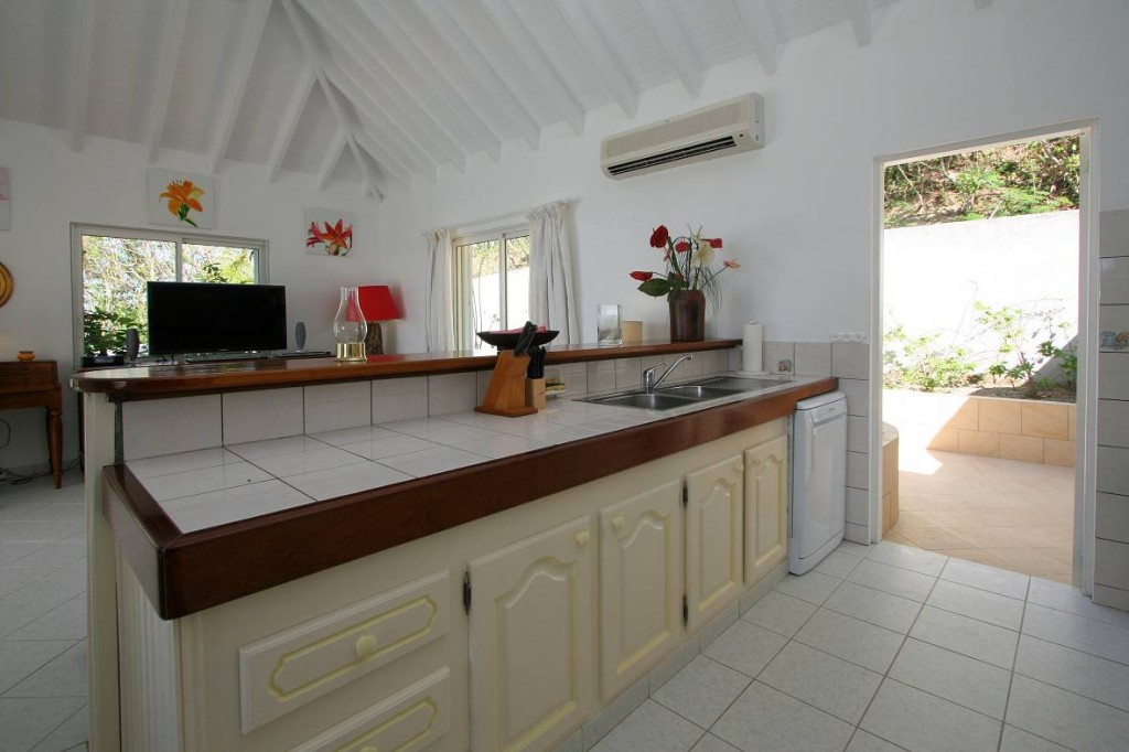 Villa Everest Kitchen