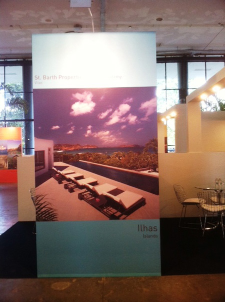 SBP Booth at Travel Week in Sao Paulo, Brazil