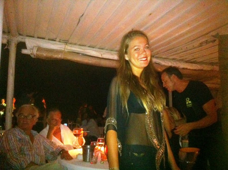 Fashion-Show-at-La-Plage-(That's-my-favorite-Maitre-D'-Georges-in-the-background)