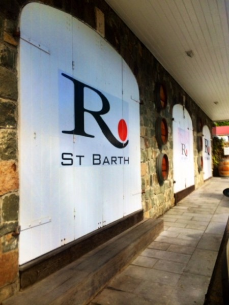 Au Revoir, R. St. Barth. We are sorry to see you go.