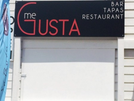 Me Gusta restaurant is now located on the harbor