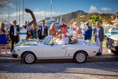 Your wedding guests will be thrilled to be in St. Barth!