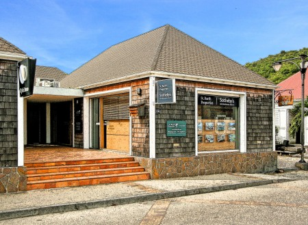SBP Office in Gustavia