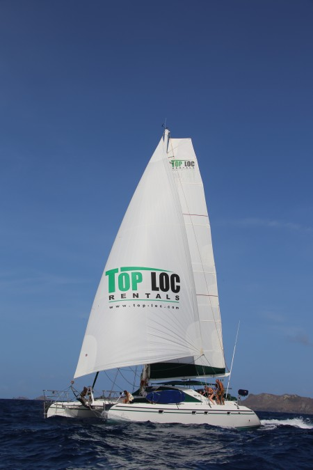 We loved our Top Loc sunset sail with Captain Eric