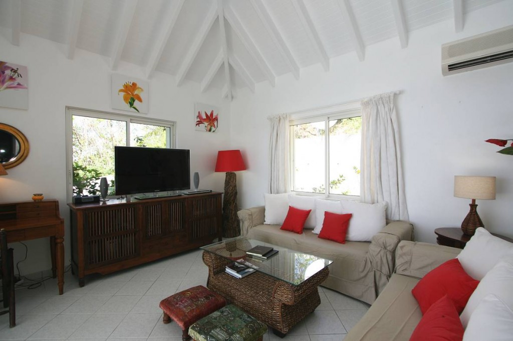 Villa Everest Living Room