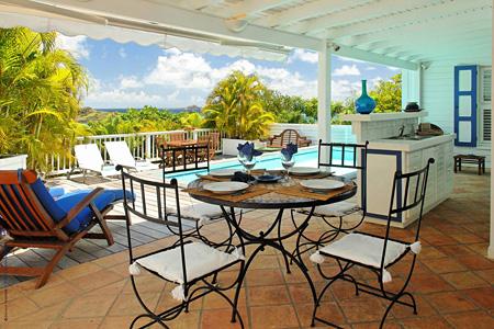 Villa Bamboo Terrace