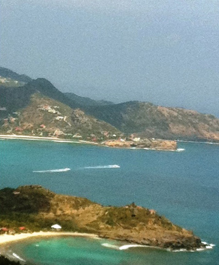 Jet-Skiing-around-St.-Barth-as-seen-from-our-terrace