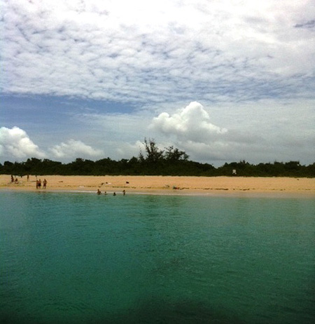 Tintemarre-Island