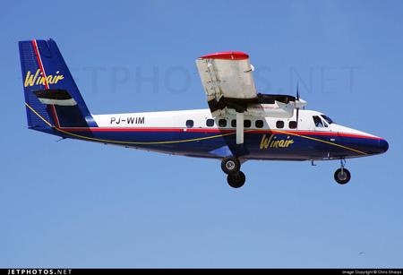 Winair-Plane