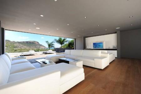 Villa Oasis de Salines Living Room