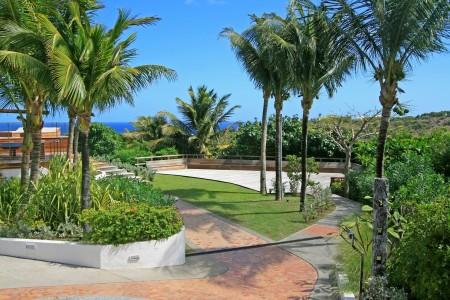 Villa Valentina gardens