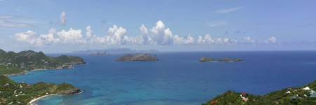 Villa Blue Diamond view