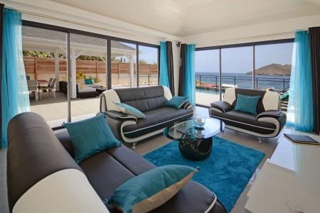Villa Brume de Mer Living