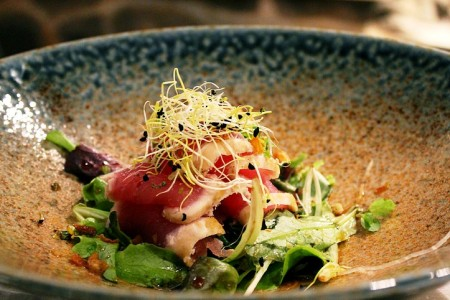 Orega's Tuna Tataki