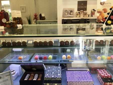 Satisfy your sweet tooth at the St. Barts Food Lounge