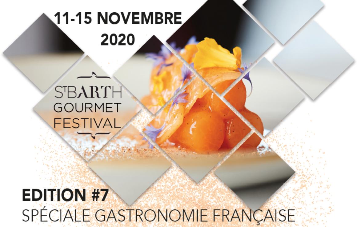 2020 St Barth Gourmet Festival